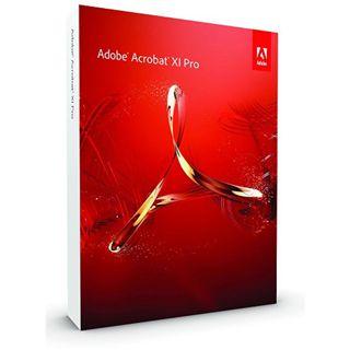 Adobe Acrobat PRO 11 Upgrade