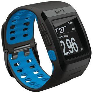 TomTom NIKE+ Sportwatch GPS anthrazit/blue ohne Schuhsensor