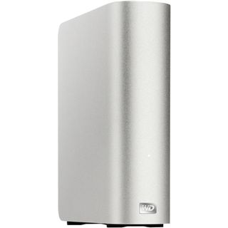 "1000GB WD My Book Studio Edition WDBCPZ0010HAL-EESN 3.5"" (8.9cm) USB 2.0/USB 3.0 silber"
