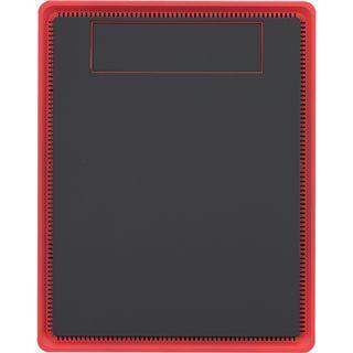 BitFenix Solid schwarz/rot Front Panel für Prodigy (BFC-PRO-300-KRFNA-RP)