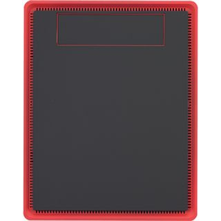BitFenix Solid schwarz/rot Front Panel für Prodigy