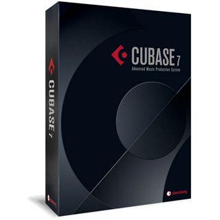 Steinberg Cubase 7 von Cubase 6.0 32/64 Bit Multilingual Update