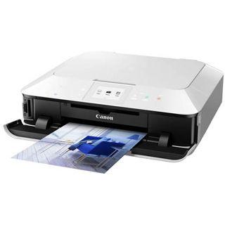 Canon PIXMA MG6350 weiß Tinte Drucken/Scannen/Kopieren USB