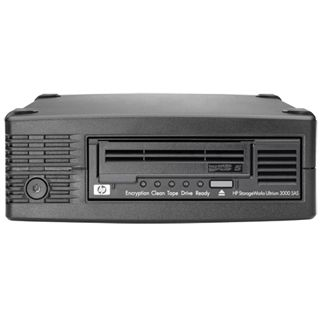 Freecom HP LTO5 Ultrium 3000 SAS Ext Tape Drive EH958B