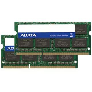 16GB ADATA Premier DDR3-1333 SO-DIMM CL9 Dual Kit