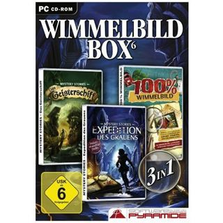Rondomedia GmbH Die große Wimmelbildbox 6 (PC)