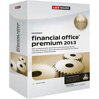Lexware Financial Office Premium 2013 32/64 Bit Deutsch Office Update