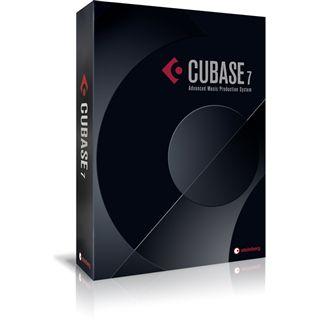 Steinberg Cubase Update von 4/5 auf 7 32/64 Bit Multilingual Update