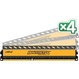 16GB Crucial Ballistix Tactical LP DDR3L-1600 DIMM CL8 Quad Kit
