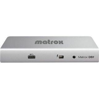 Matrox DS1 Thunderbolt Docking Station für Macbook / Macbooks
