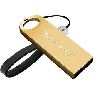 8 GB Transcend JetFlash 520 gold USB 2.0
