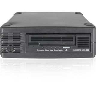 Tandberg LTO6 HH External drive kit SAS