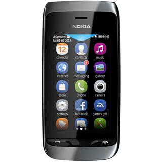 Nokia Asha 309 128 MB schwarz