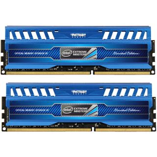 8GB Patriot Intel Extreme Masters Series DDR3-1866 DIMM CL9 Dual Kit