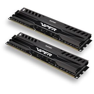 16GB Patriot Viper 3 Series Black Mamba DDR3-2133 DIMM CL11 Dual Kit