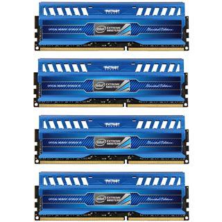 16GB Patriot Intel Extreme Masters Series DDR3-2133 DIMM CL11 Quad Kit