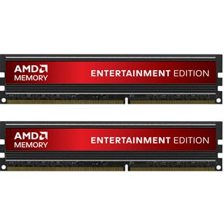 16GB Patriot AMD Memory Entertainment Edition DDR3-1333 DIMM CL9 Dual Kit