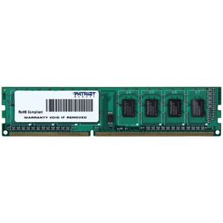 4GB Patriot Signature Line HS Value DDR3-1333 DIMM CL9 Single