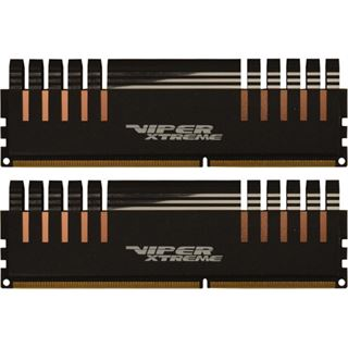 8GB Patriot Viper Xtreme Series Division 2 DDR3-1600 DIMM CL8 Dual Kit