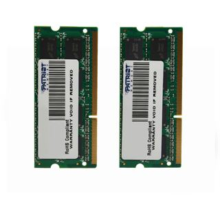16GB Patriot Signature Line DDR3-1600 SO-DIMM CL11 Dual Kit