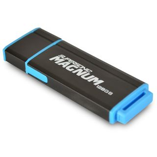128 GB Patriot Supersonic Magnum schwarz/blau USB 3.0