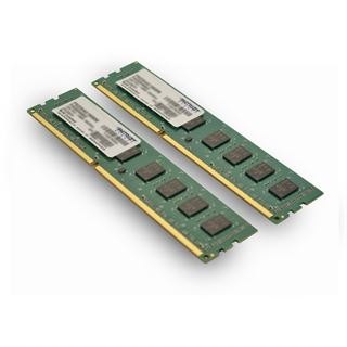 8GB Patriot Signature Line DDR3-1600 DIMM CL11 Dual Kit