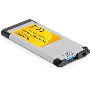 Delock Express Card > USB3.0 1x NEC flach, 62425