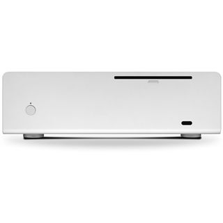 Streacom FC9 Desktop ohne Netzteil silber