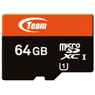 64 GB TeamGroup Xtreem Series microSDXC UHS-I Retail inkl. Adapter