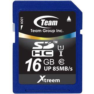 16 GB TeamGroup Xtreem Series SDHC UHS-I Retail