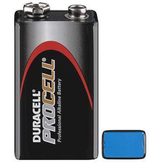 Duracell Procell 9V / E Block Alkaline 9.0 V 1er Pack