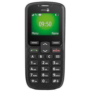 Doro PhoneEasy 506 GSM schwarz