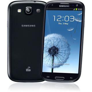 Samsung Galaxy S3 LTE I9305 16 GB schwarz