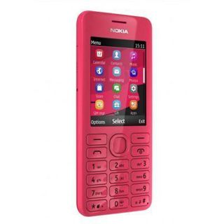 Nokia 206 Dual SIM 64 MB magenta