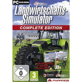 AK-Tronic Landwirtschafts-Simulator - Complete Edition (PC)