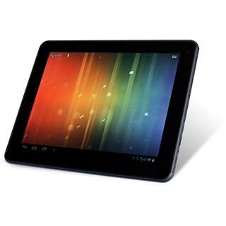 """9.7"""" (24,64cm) Wortmann Terra Pad 1001 WiFi/Bluetooth V2.1 16GB schwarz"""