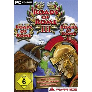 Rondomedia GmbH Roads of Rome 1-3 (PC)
