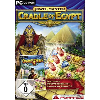 Rondomedia GmbH Cradle of Egypt-Pack (PC)