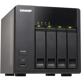 QNAP TurboStation TS-412 8 TB (4x 2000GB)