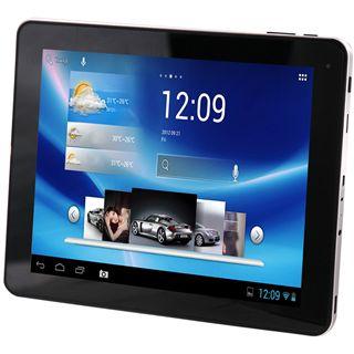 "9.7"" (24,64cm) XORO PAD 9718DR WiFi/Bluetooth V2.1 16GB schwarz"