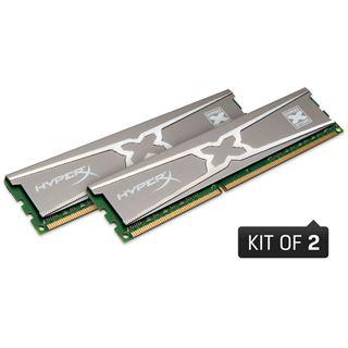 8GB Kingston HyperX 10th Year Anniversary Edition DDR3-1600 DIMM CL9 Dual Kit