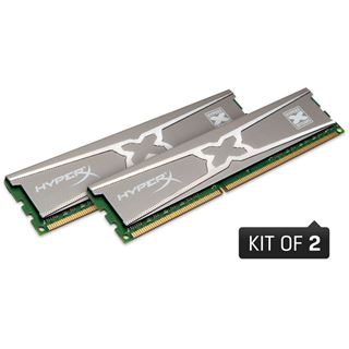 8GB Kingston HyperX 10th Year Anniversary Edition DDR3-1866 DIMM CL9 Dual Kit