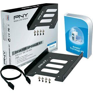 """PNY Einbaurahmen für 2,5"""" Festplatten (P-72002535-M-KIT)"""
