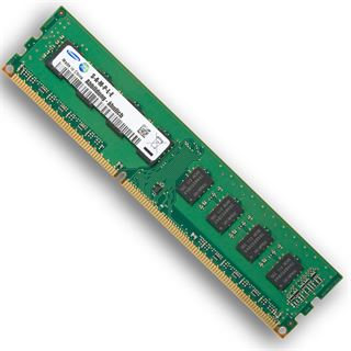 2GB Samsung Value DDR3-1600 DIMM CL11 Single