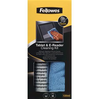 (€5,66*/100ml) Fellowes GmbH Tablet Reinigungskit 120ml