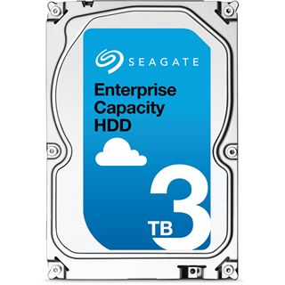 3000GB Seagate Enterprise Capacity 3.5 HDD ST3000NM0033 128MB