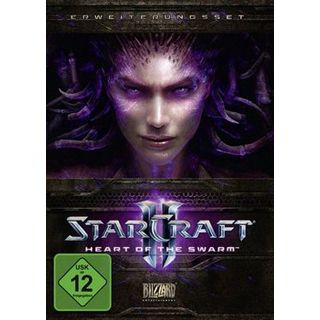 StarCraft II - Heart of the Swarm Addon (PC/MAC)