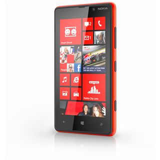Nokia Lumia 820 8 GB rot