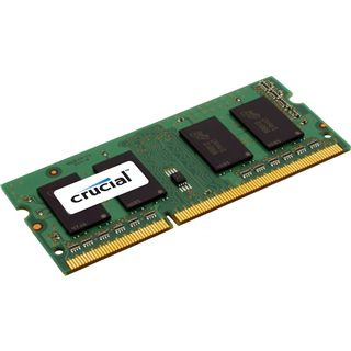 8GB Crucial Spectek Selected DDR3-1600 SO-DIMM CL11 Single