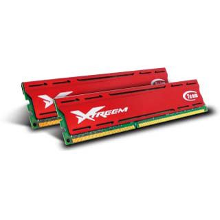 8GB TeamGroup Xtreem Vulcan DDR3-2400 DIMM CL11 Dual Kit